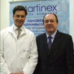 Dr. Rogge op de Martinex workshop in Moskou
