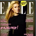 Elle Belgique nov 2011 cover