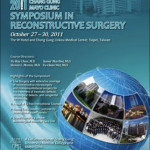 2011 reconstructive surgery symposium in Taiwan